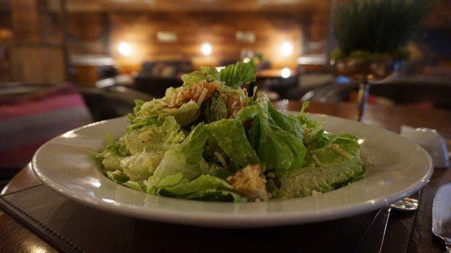 Caesar Salad at Pony Line