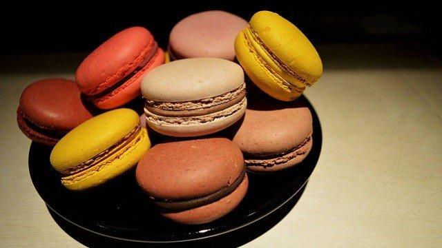 8-Macarones
