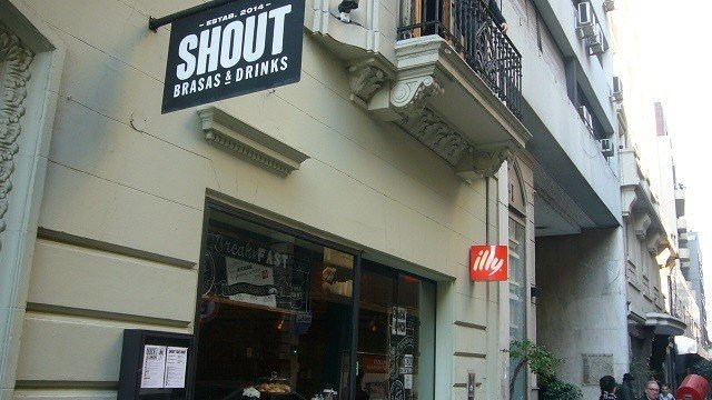 Shout - Buenos Aires