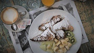 Chef Leon Buenos Aires French Toast