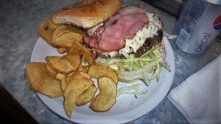 Banco Rojo Burger