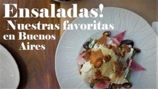 Ensaladas nuestas favoritas en Buenos Aires