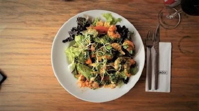Mooi Langostino Salad