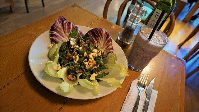 Ninina Peras Salad