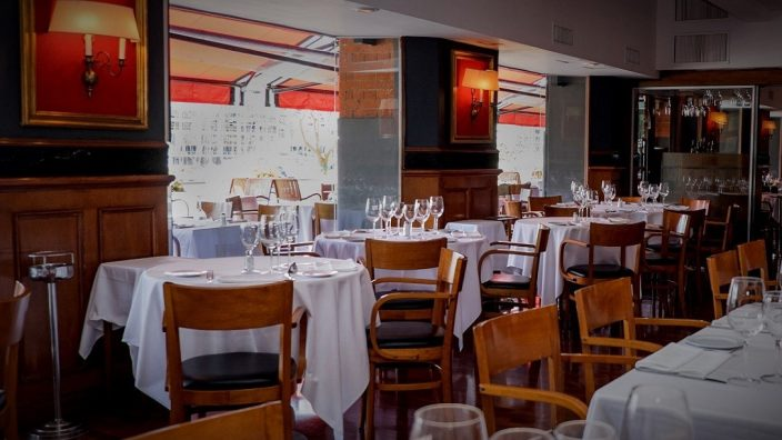 Sottovoce 2017 Madero Dining Room