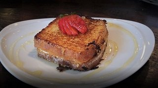 Victoria Brown Buenos Aires French Toast