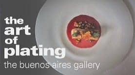 Art of plating Buenos Aires