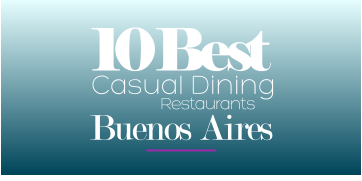 Best Casual Dining Restaurant in Buenos Aires