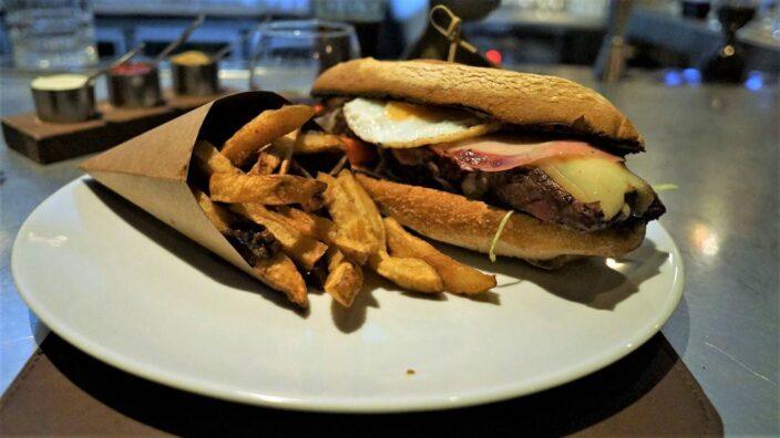 Pony Line Steak Sandwich