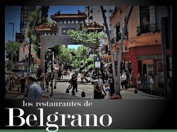 Los mejores restaurantes de Belgrano