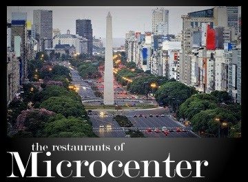 The best restaurants in Downtown Buenos Aires Filter by location, cuisine and price