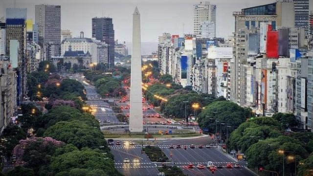 Best Restaurants in Downtown Buenos Aires