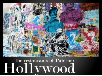 The best restaurants in Palermo Hollywood