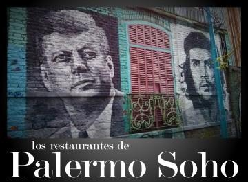 Los mejores restaurantes de Palermo Soho