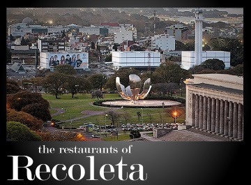 Best Restaurants in Recoleta