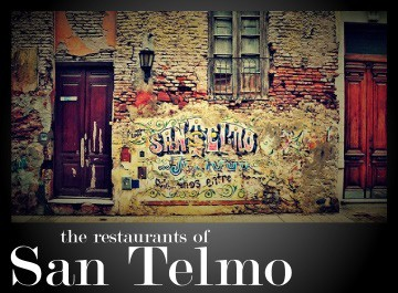 The best restaurants in San Telmo Filterable by location, cuisine and price