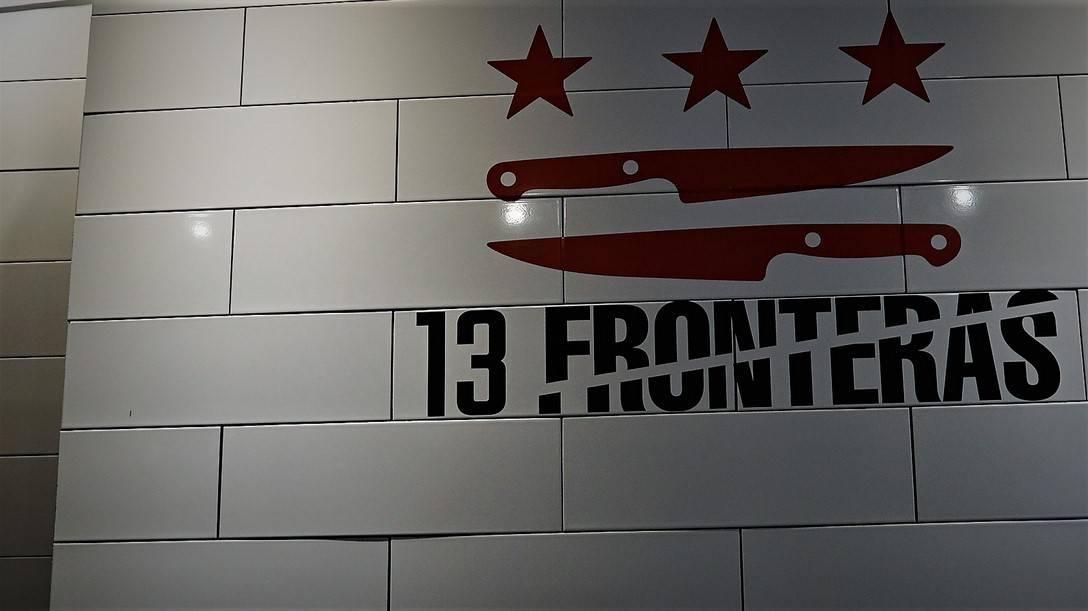 13 Fronteras