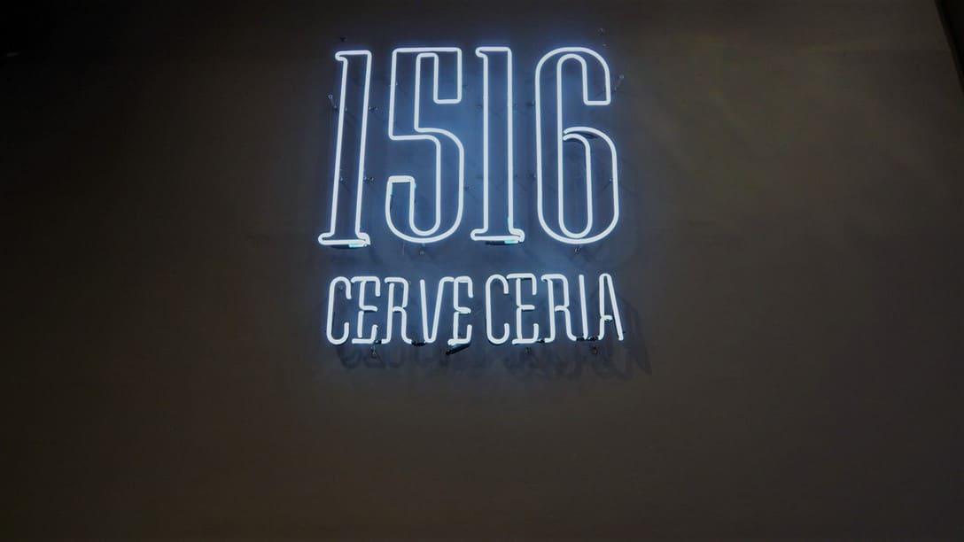 1516 Cervecería