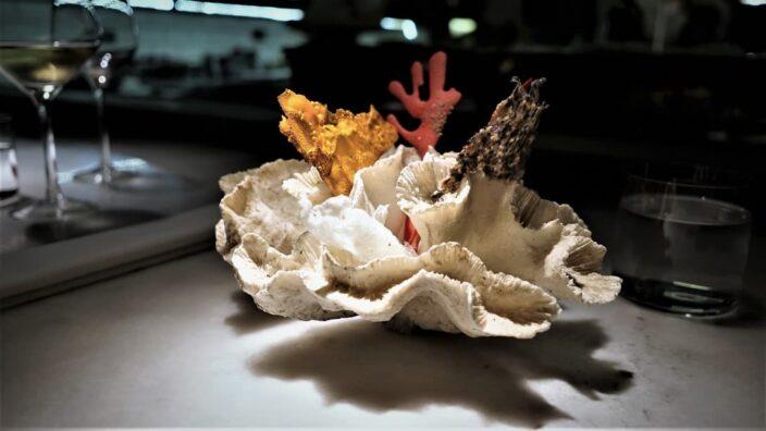 Aramburu Crisps on the Coral