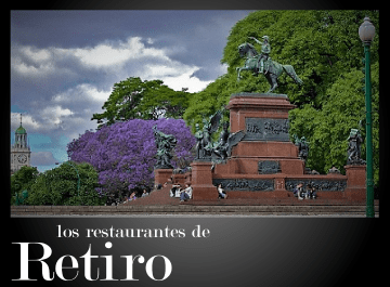 The Best Restaurants in Retiro Filterable by restaurant characteristics