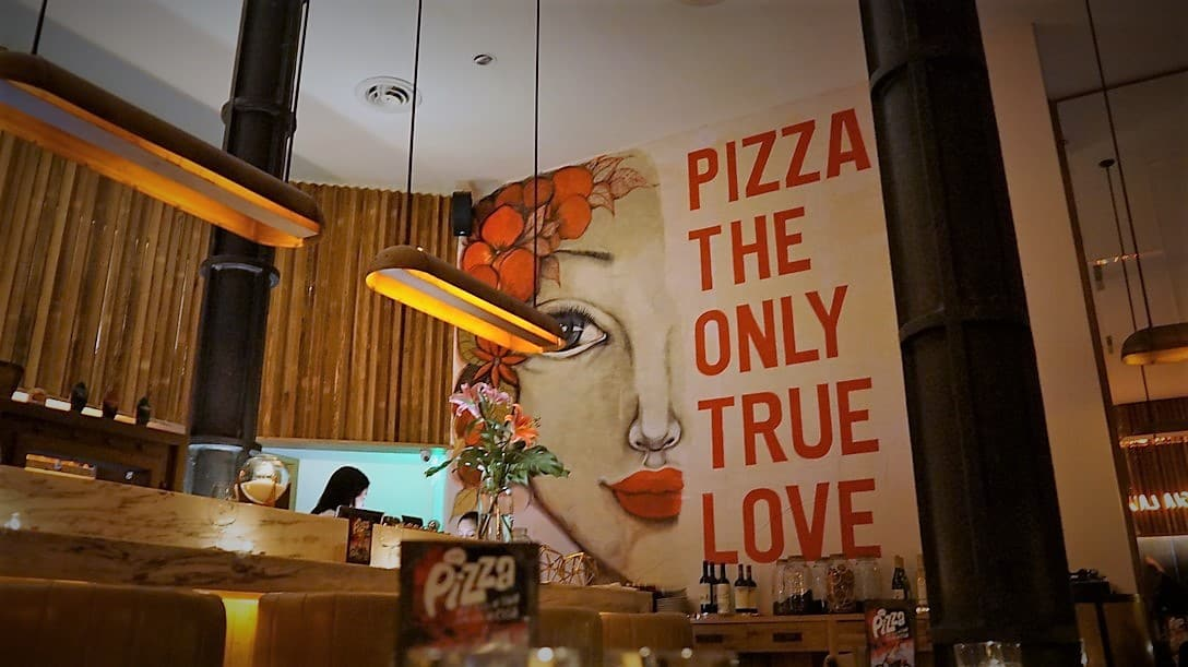 The Pizza Only True Love