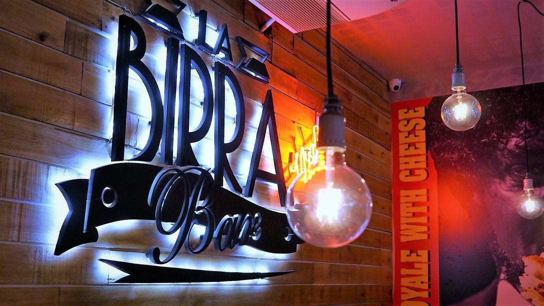 La Birra Bar – Buenos Aires