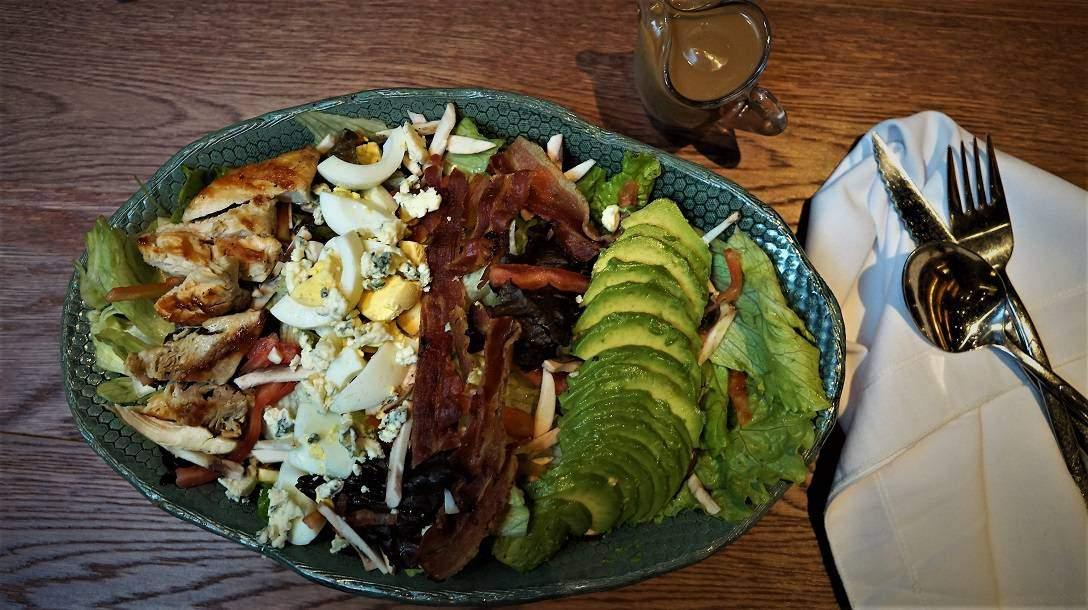 Cobb Salad at Tanta