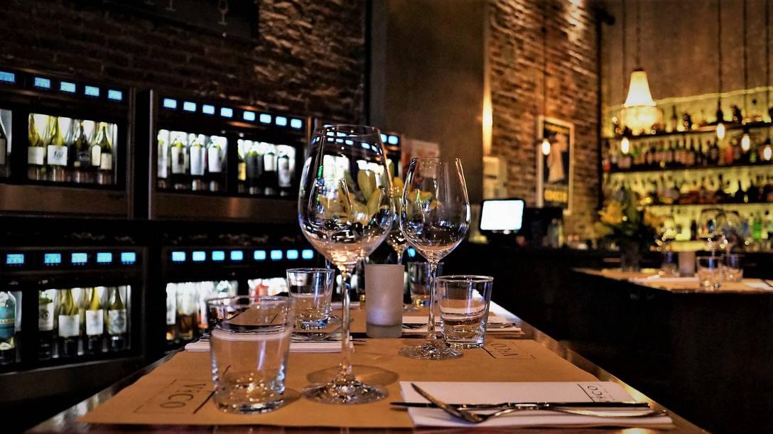 Vico Wine Bar – Buenos Aires
