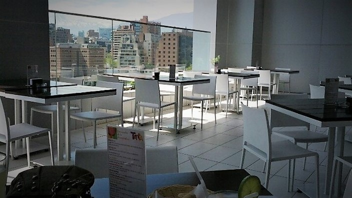 7TANCOST La Terraza – Costanera Center by Roberto O