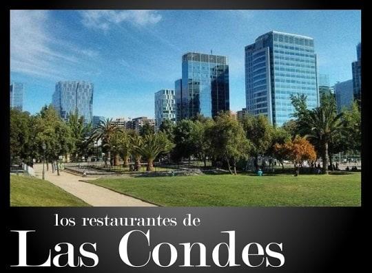 Los mejores restaurantes de Las Condes Santiago Chile