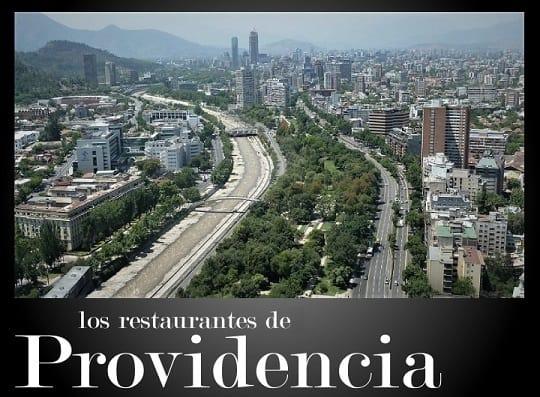 Los mejores restaurantes de Providencia Santiago