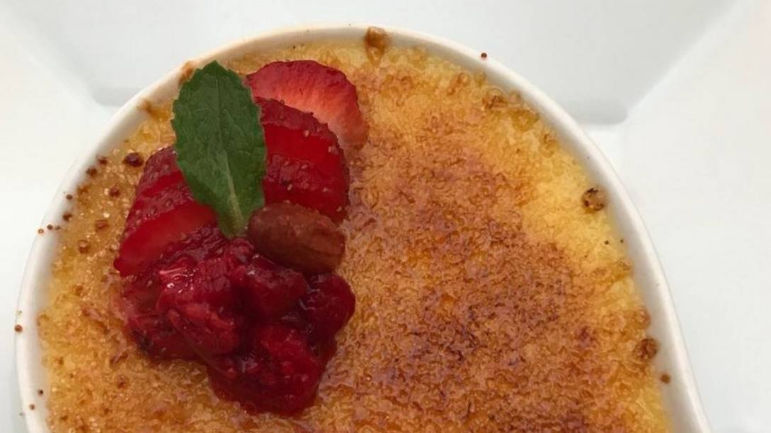 CONCHSCL 8 Creme Brulee
