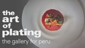 Art of Plating in restaurants in Lima
