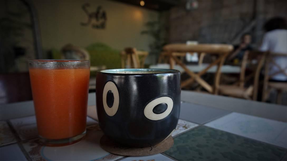 Sofa Café – Lima