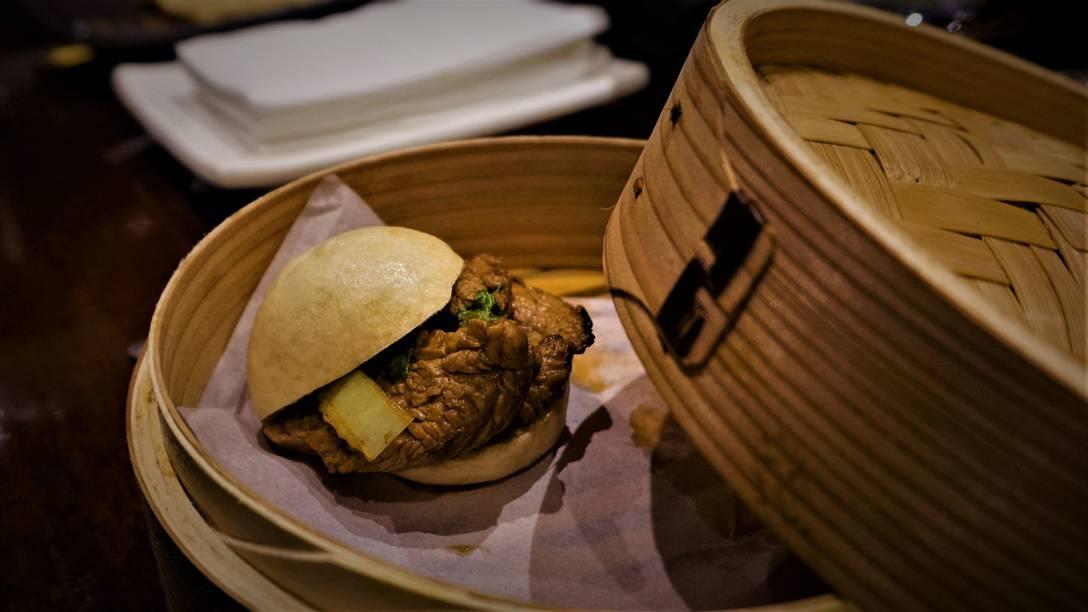 Hanzo Beef Bao