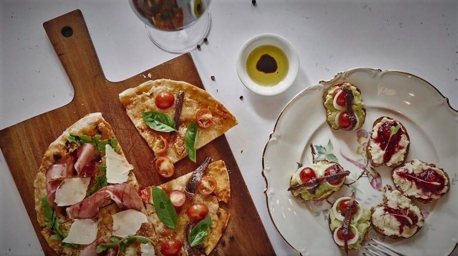 Hotel B Pizza and Bruscetta