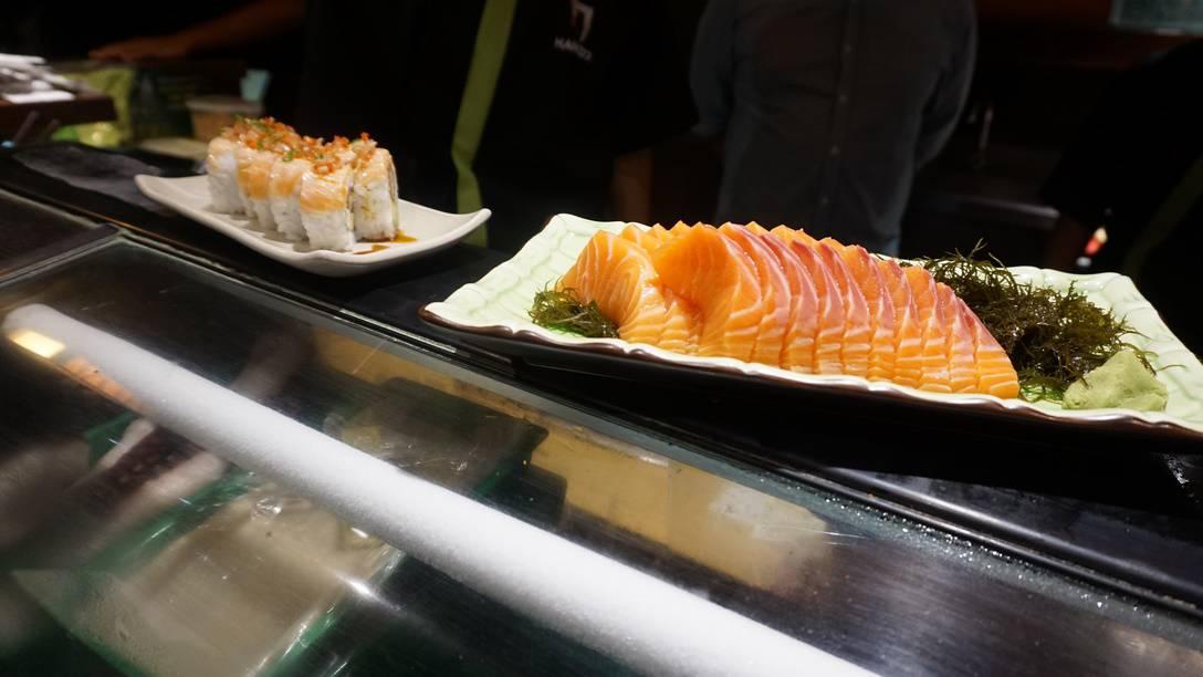 Sashimi - Maki - Hanzo