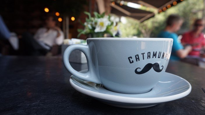 A Cup of Coffee at Catamundi