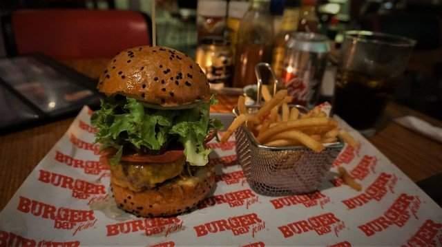Burger Bar Joint