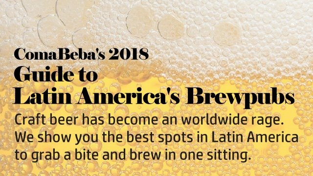 Latin America Brewpub Guide