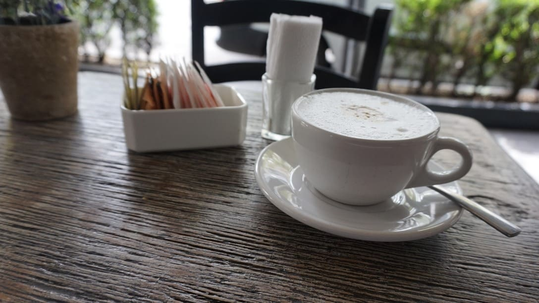 Bistro Cafe Terrace Coffee