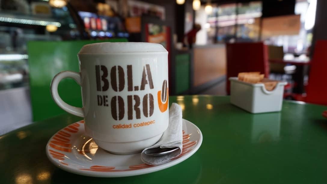 Bola de Oro Condesa Coffee