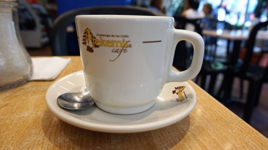Cafe Jekemir Turkish Coffee