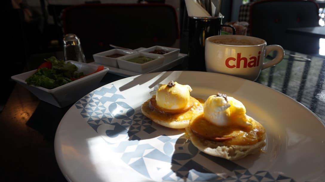 Chai Mexico Food