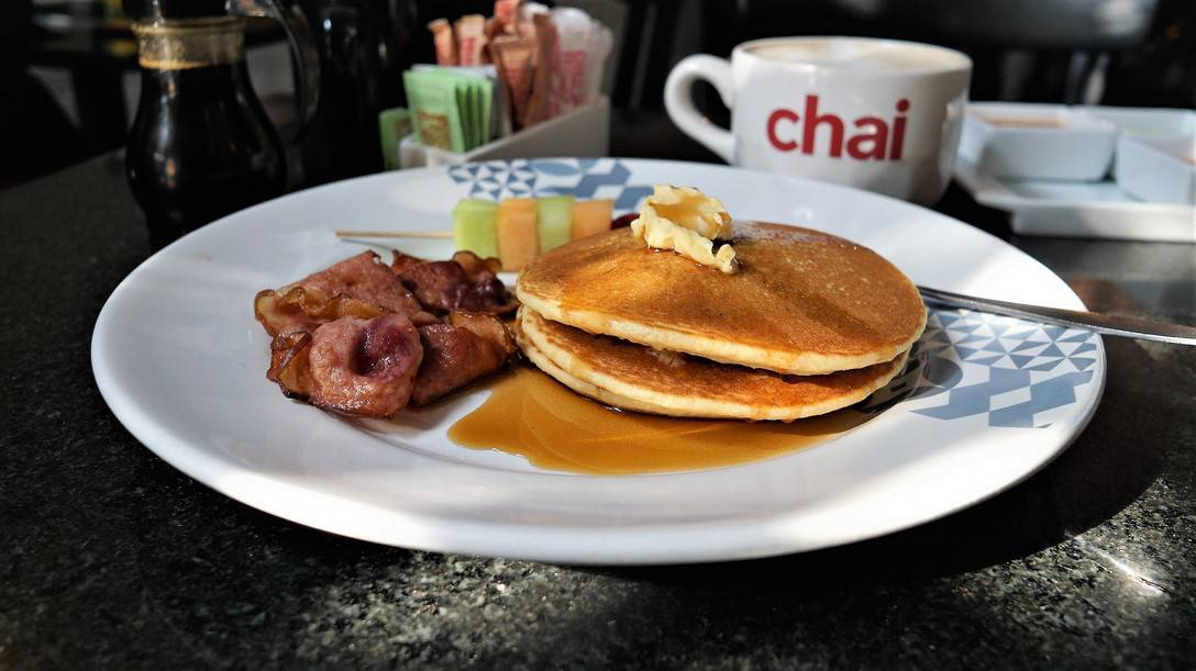 Chai for Pancakes and Brunch