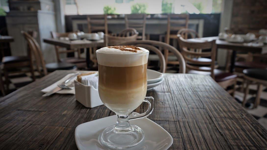 Fontina Trattoria - a French Cappuccino