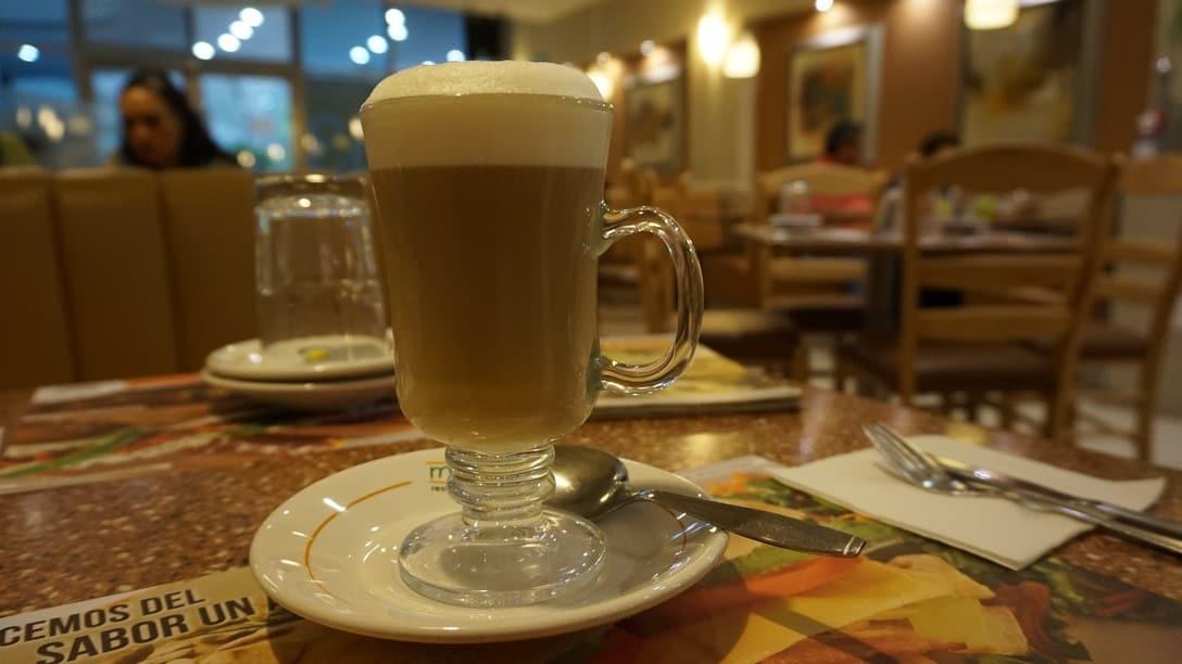 A Maderos Cappuccino