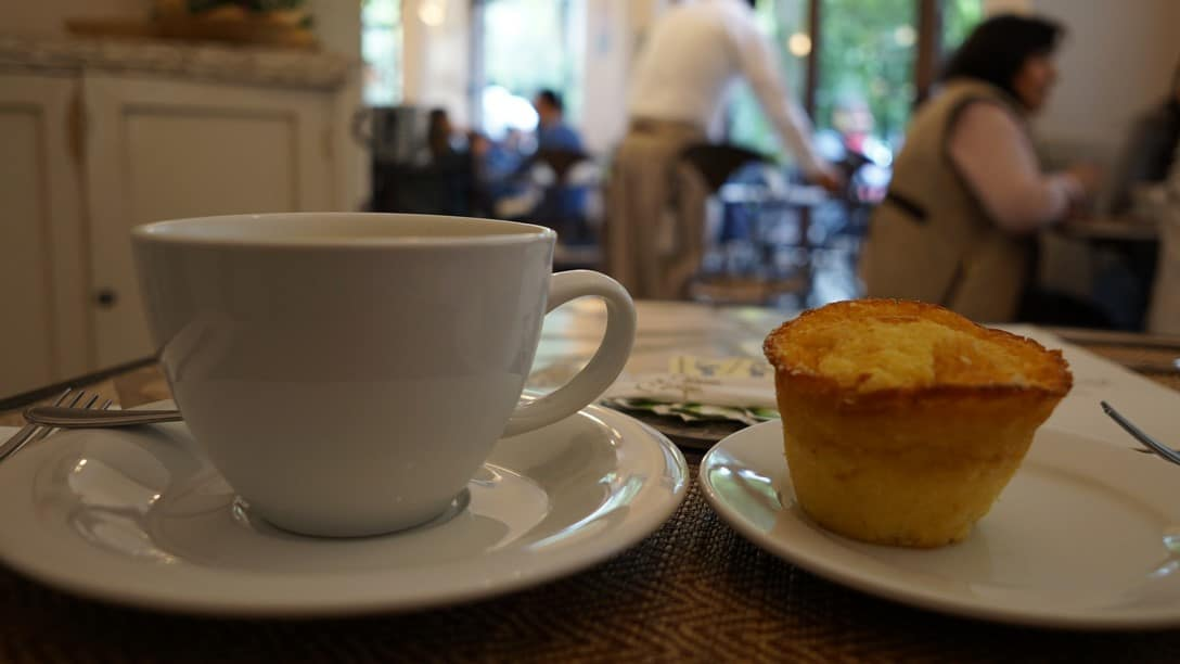 Maque - A muffin with my Coffee