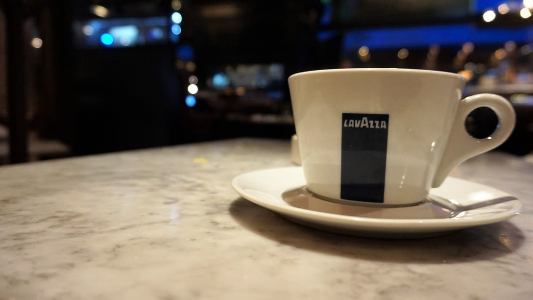 Novecento and a cup of LavAzza