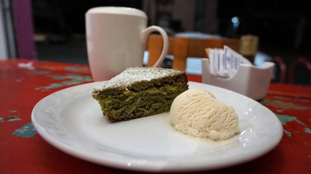 Yume Green Tea Cake (1)